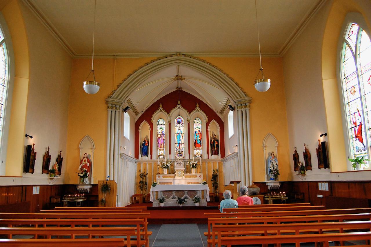 Catholic church of St. Finian's, Newcastle Lyons, County Dublin