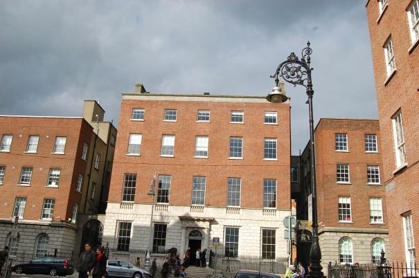 Open House, Belvedere House, Belvedere College, Dublin